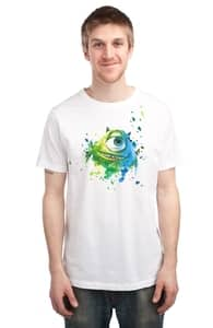 Mike., Monsters, Inc. Tees + Threadless Collection