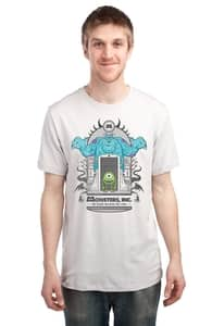 Care Scares, Monsters, Inc. Tees + Threadless Collection