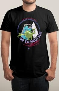Put That Thing Back Where It Came From or So Help Me!, Monsters, Inc. Tees + Threadless Collection
