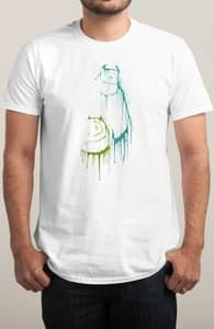 Monsters INK, Monsters, Inc. Tees + Threadless Collection