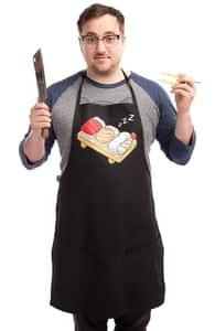 Sushi: Threadless Apron, Aprons + Threadless Collection