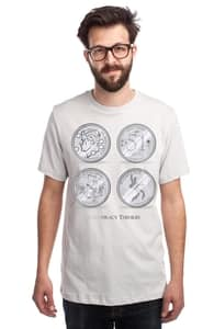 Coinspiracy Theories, Nestor's Designs + Threadless Collection