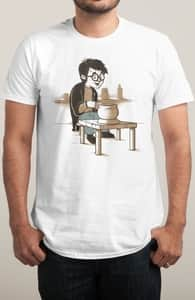 Harry the Potter, Nestor's Designs + Threadless Collection