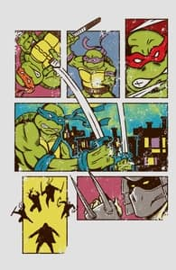 Return to New York, Teenage Mutant Ninja Turtles T-Shirts + Threadless Collection