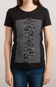 Furr Division, New and Top Selling Patterned T-Shirts + Threadless Collection