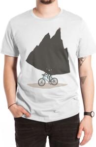 Mountain Biking, Jaco's Designs + Threadless Collection