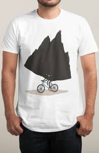 Mountain Biking, Jaco's Designs + Threadless Collection