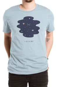Negative Space, Jaco's Designs + Threadless Collection