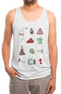 T, Jaco's Designs + Threadless Collection