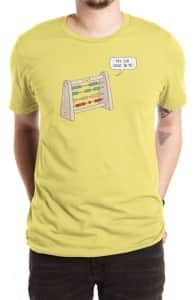 The Ever Reliable Abacus, Jaco's Designs + Threadless Collection
