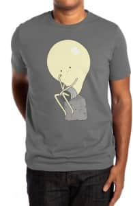 The Thinker, Jaco's Designs + Threadless Collection