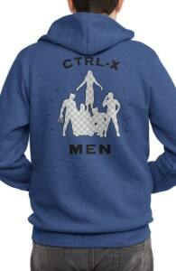 CTRL-X MEN, Nathan's Designs + Threadless Collection