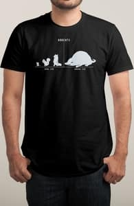 Rodents by Size, Nathan's Designs + Threadless Collection