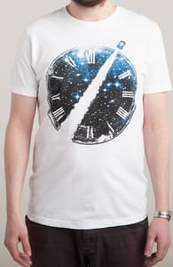 Journey Through Time and Space, New and Top Selling Art T-Shirts + Threadless Collection