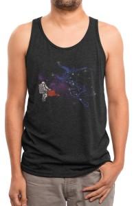 Astro Matador, Ben's Designs + Threadless Collection