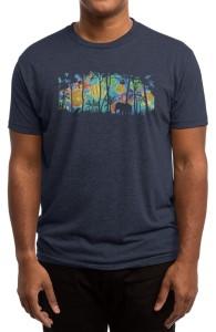 Rainfishorest, Ben's Designs + Threadless Collection
