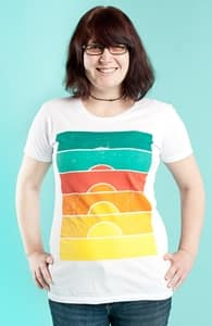 Yesterday is Redeemed at the Sunrise, New and Top Selling Patterned T-Shirts + Threadless Collection