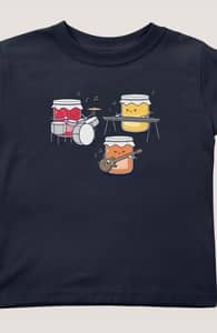 Jam Session, New Threadless Baby & Toddler Boys + Threadless Collection