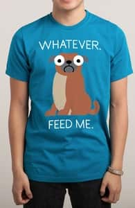 The Pugly Truth, David's Designs + Threadless Collection