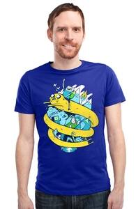 Radical Mathematical, Adventure Time T-Shirts + Threadless Collection