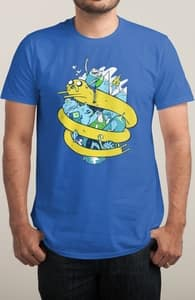 Radical Mathematical, CHECK OUT OUR ADVENTURE TIME T-SHIRTS + Threadless Collection