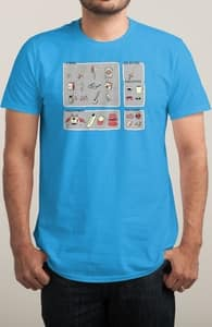 ATRPG, Adventure Time T-Shirts + Threadless Collection