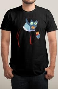 Why Did You Eat My Fries?, Adventure Time T-Shirts + Threadless Collection