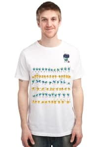 Shakin' It Is All I Know, Adventure Time T-Shirts + Threadless Collection