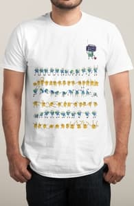 Shakin' It Is All I Know, CHECK OUT OUR ADVENTURE TIME T-SHIRTS + Threadless Collection