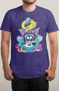 Trial by Fire, CHECK OUT OUR ADVENTURE TIME T-SHIRTS + Threadless Collection