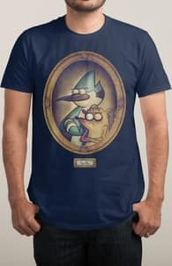 Hm! Hm!, Check Out Our Regular Show T-Shirts + Threadless Collection
