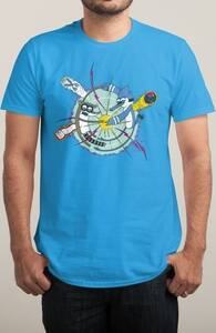 Extreme Rock-Paper-Scissors!, Regular Show + Threadless Collection