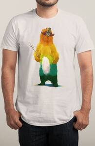Impossibear, Bravest Warriors T-Shirts + Threadless Collection