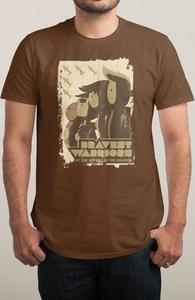 Bravest at War, Bravest Warriors T-Shirts + Threadless Collection