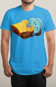 Jelly Sammich, Bravest Warriors T-Shirts + Threadless Collection