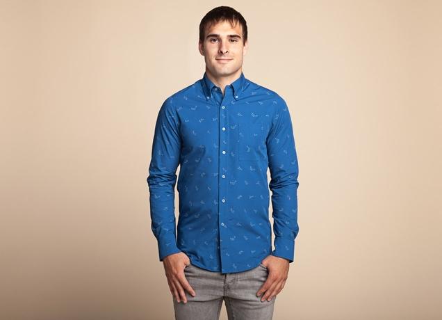 Cool Button Up Shirt Designs