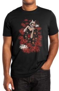 Geisha - Ralph Pykee, Ralph's Designs + Threadless Collection
