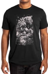 Sleep with the Gods, Ralph's Designs + Threadless Collection