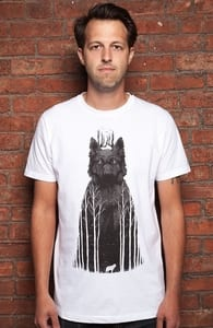 The Wolf King, New and Top Selling Art T-Shirts + Threadless Collection