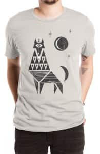 Alpha, Ross' Designs + Threadless Collection