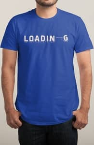 Loading, Nacho's Designs + Threadless Collection