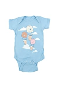 Floatin' Scoops!, New Threadless Baby & Toddler Boys + Threadless Collection