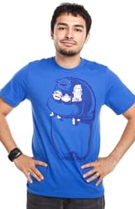 Bear Hug, Justin's Designs + Threadless Collection