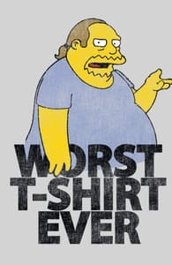 Worst. T-Shirt. Ever., The Simpsons T-shirts + Threadless Collection