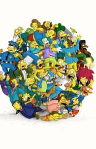 Longest Rolling Show on Television, The Simpsons T-shirts + Threadless Collection