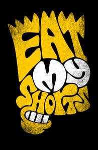 Eat My Shorts, The Simpsons T-shirts + Threadless Collection