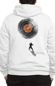 Record Breaker, Nicebleed's Designs + Threadless Collection