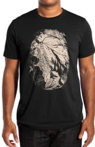 Comfortably Numb, Nicebleed's Designs + Threadless Collection
