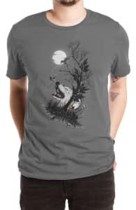 Hide, Nicebleed's Designs + Threadless Collection