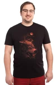 Red Dream, Nicebleed's Designs + Threadless Collection